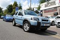 Used Land Rover Freelander S Hardback 3dr
