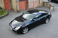 Used Mercedes CLS320 CDI CLS 4dr Tip Auto WITH AIR SUSPENSION++