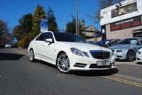 Used Mercedes E250 E CLASS CDI BlueEFFICIENCY Sport 4dr Tip Auto [7]