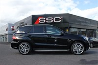 Used Mercedes ML63 AMG M CLASS 5dr