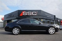 Used Mercedes S320 S Class CDI 7G-Tronic 4dr