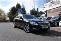 Used Mercedes S320 S CLASS CDi 4dr Auto WITH AMG ALLOYS+HEATED SEATS++