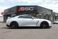 Used Nissan GT-R V6 Black Edition 2dr