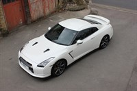 Used Nissan GT-R 2dr Auto WITH SAT/NAV++