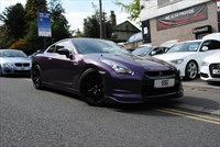 Used Nissan GT-R Black Edition 2dr Auto +++NOW SOLD+++