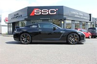 Used Nissan GT-R V6 Black Edition 2dr