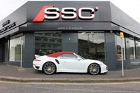 Used Porsche 911 MK 991 Turbo S 2dr PDK 4WD