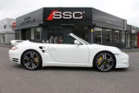 Used Porsche 911 PDK Turbo S 2dr