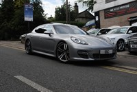 Used Porsche Panamera V8 Turbo 4dr PDK +++NOW SOLD+++