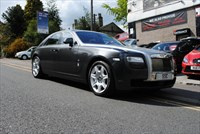 Used Rolls-Royce Ghost GHOST 4DR AUTO WITH PANROOF+HEADUP++