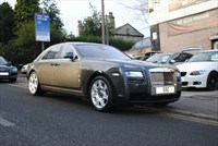 Used Rolls-Royce Ghost 4dr Auto WITH PANROOF+VATQ!!!