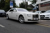 Used Rolls-Royce Ghost 4dr Auto WITH PANROOF+++
