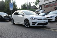 Used VW Golf TSI R 5dr DSG
