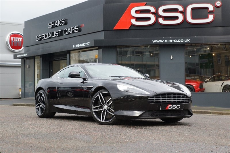 Car of the week - Aston Martin Virage 6.0 V12 Touchtronic 2dr - Only £69,995