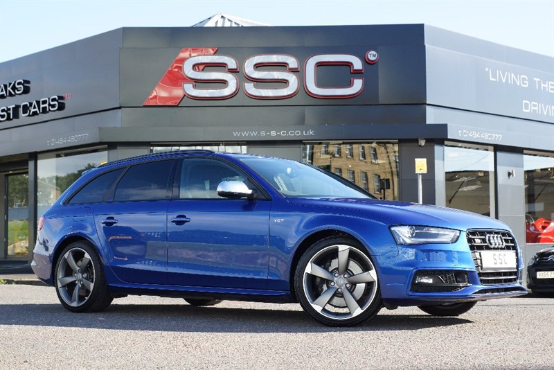 Car of the week - Audi S4 Avant 3.0 TFSI V6 Black Edition S Tronic Quattro 5dr - Only £36,995