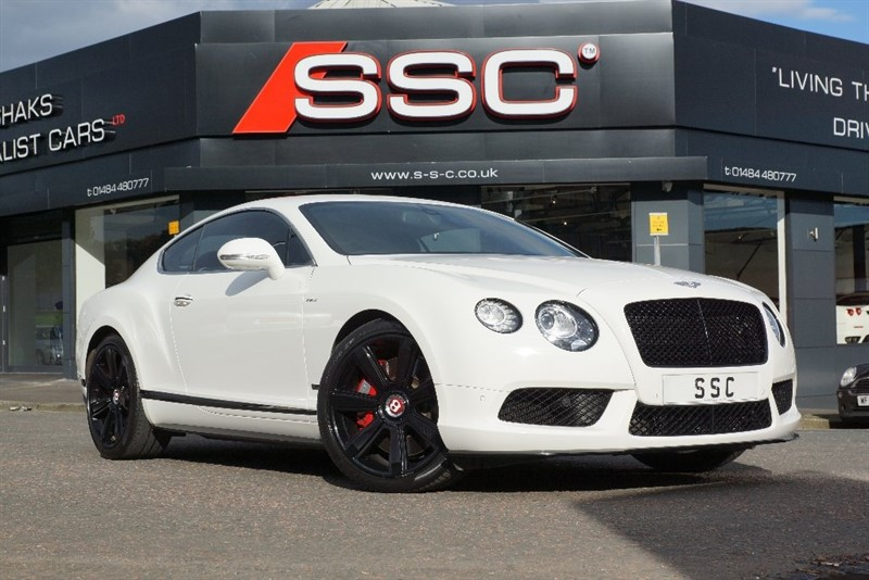 Car of the week - Bentley Continental V8 S GT 2dr - Only £127,995