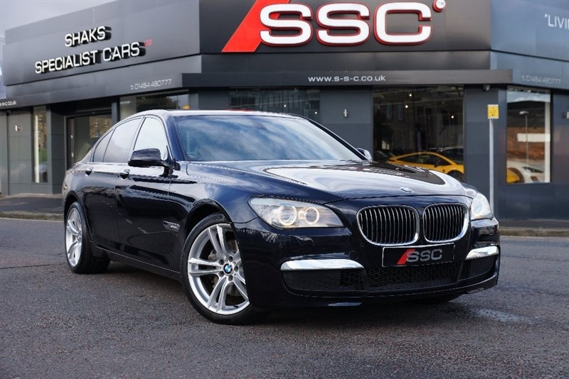 Car of the week - BMW 730d 7 Series M Sport 4dr - Only £14,995