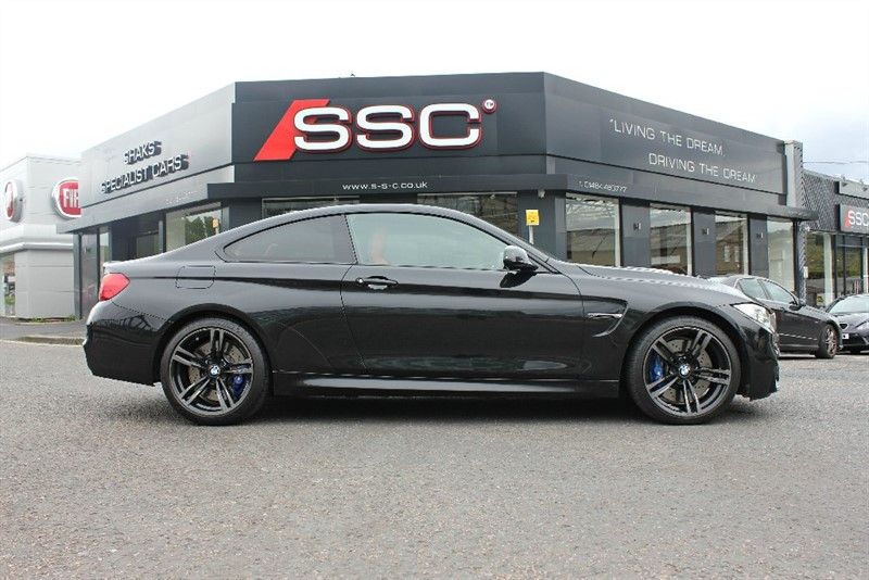 Car of the week - BMW M4 (s/s) M4 2dr M DCT - Only £44,995