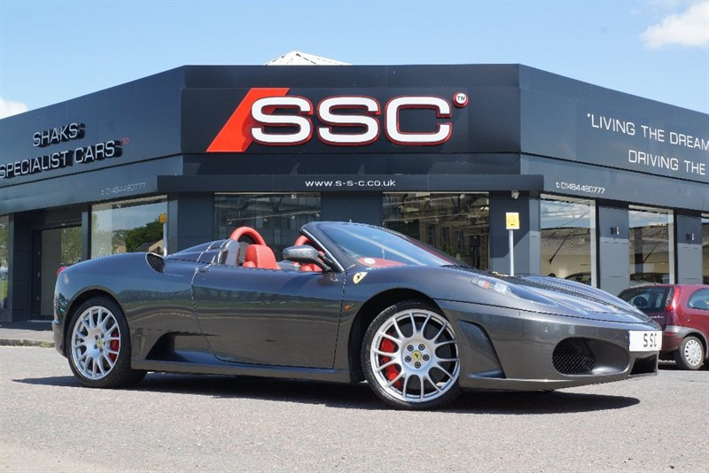Car of the week - Ferrari F430 F1 2dr - Only £114,995
