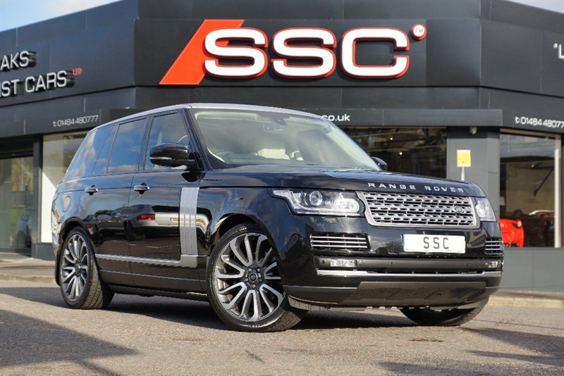 Car of the week - Land Rover Range Rover TD V6 Autobiography 5dr (start/stop) - Only £74,995