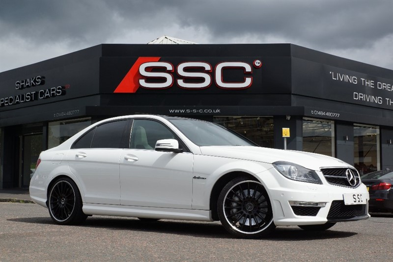 Car of the week - Mercedes C63 AMG C Class 6.3 Edition 125 7G-Tronic 4dr - Only £32,995
