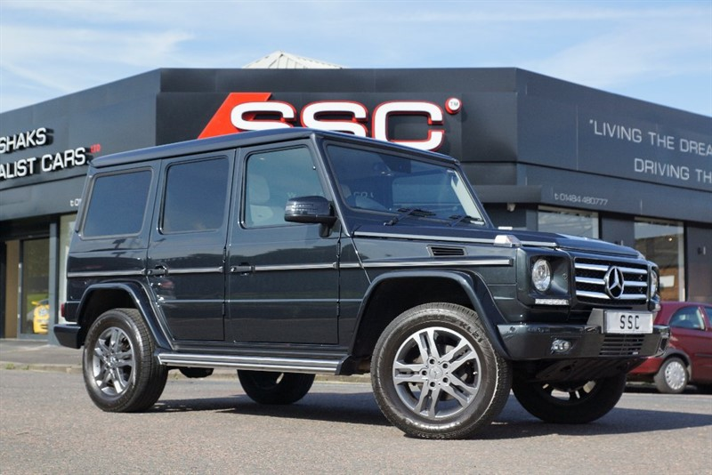 Car of the week - Mercedes G Class G350 CDI BlueTEC 4x4 5dr - Only £74,995