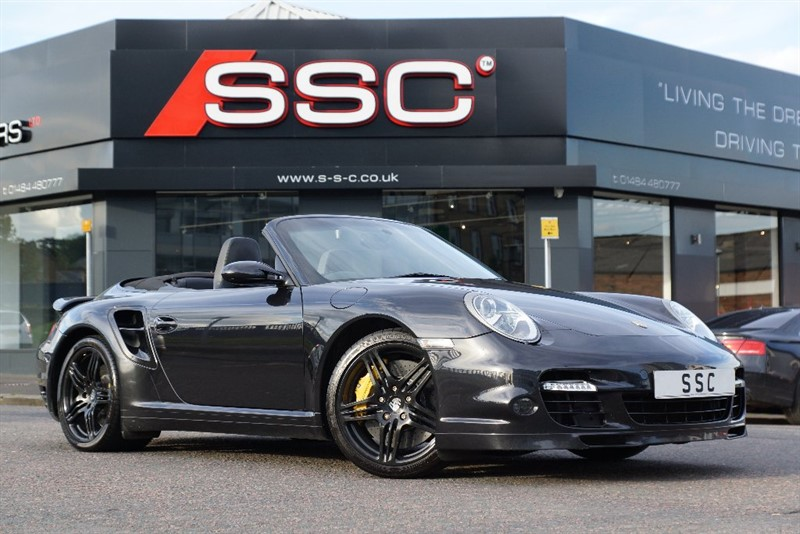 Car of the week - Porsche 911 3.6 997 Turbo Tiptronic S AWD 2dr - Only £54,995