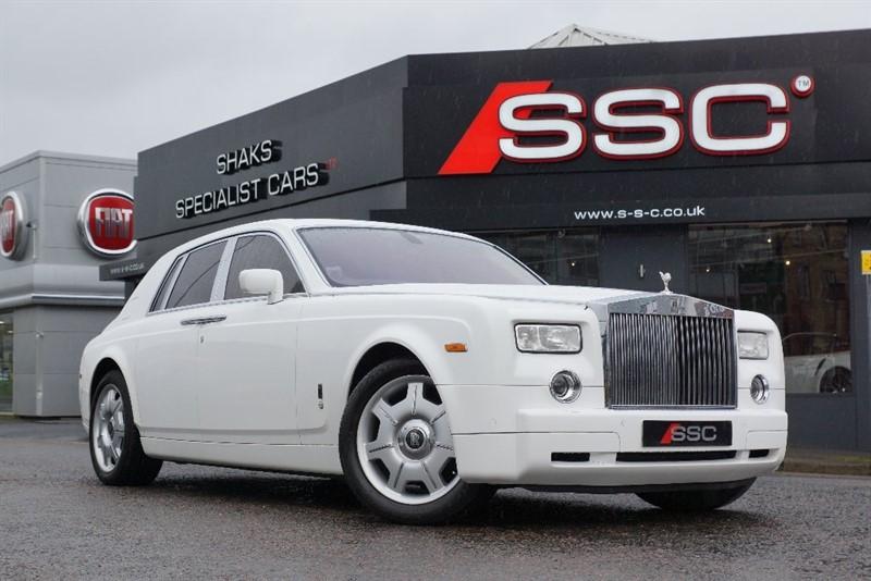 Car of the week - Rolls-Royce Phantom 4dr - Only £94,995
