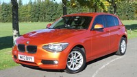 BMW 114d 1 Series SE Sports Hatch 5dr startstop