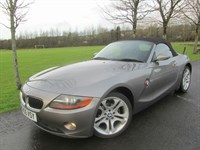 Used BMW Z4 2.0i SE Roadster 2dr Heated Black Leather Interior