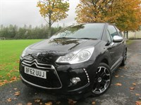 Citroen DS3 e-HDi 110 Airdream DSport Plus 3dr