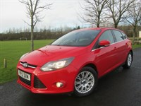 Ford Focus TDCi Titanium 5dr MUST be seen 20 Tax 1 owner