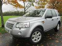 Used Land Rover Freelander Td4 GS 5dr Immaculate FSH Example 4WD