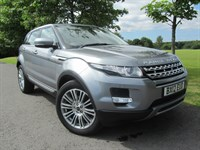 Land Rover Range Rover Evoque SD4 Prestige 5dr Auto Just Serviced Amazing