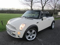 Used MINI Convertible Cooper 2dr A1 with full black leather