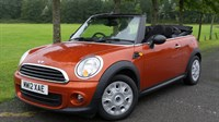 Used MINI Convertible One Avenue 2dr