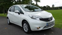 Nissan Note Acenta Style Pack 5dr
