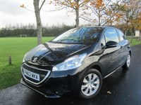 Peugeot 208 HDi Access 3dr 0Year Tax Low Miles Superb