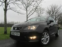 SEAT Ibiza TDI CR FR 5dr Very low Miles Seat Warranty