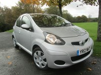 Toyota Aygo VVT-i Ice 5dr Economy at its Best