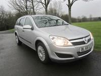 Vauxhall Astra CDTi 16V Life 80 5dr