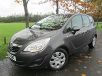 Vauxhall Meriva 13 CDTi ecoFLEX Exclusiv 5dr