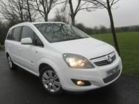 Vauxhall Zafira CDTi ecoFLEX Design Nav 125 5dr