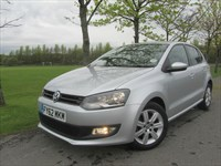Volkswagen Polo 60 Match 5dr VW Warranty until Sept 2015