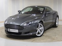 Used Aston Martin DB9 V12 2dr SAT NAV/HIGH SPEC