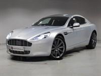 Used Aston Martin Rapide V12 4dr Touchtronic Auto SAT NAV, B+O, 20 ALLOYS