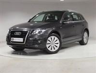 Used Audi Q5  LHD, HYBRID, PAN ROOF