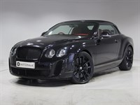 Used Bentley Continental GTC W12 Supersports 2dr Auto 4 COMFORT SEATS