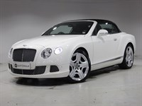 Used Bentley Continental GTC W12 [E85] 2dr Auto