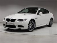 Used BMW M3 M3 2dr DCT SAT NAV, CARBON ROOF, 19s